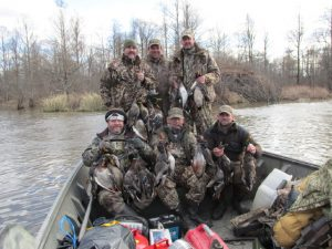 Duck Thang Motion Decoy System Hunt Results